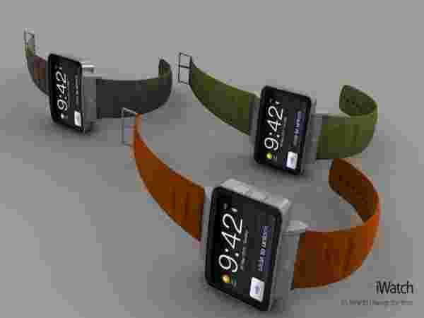 iWatch- Concept 4