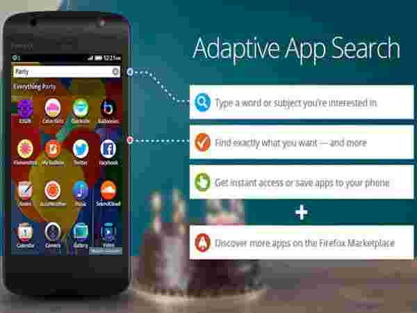 Adaptive App Search