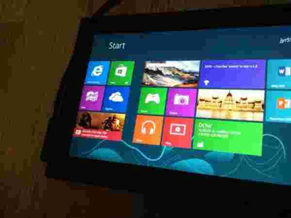Nokia Tablet Featuring Windows RT OS 1