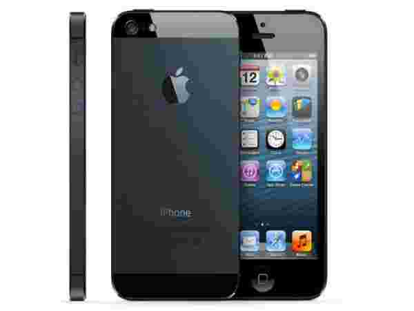 Apple iPhone 5: (7.6mm)
