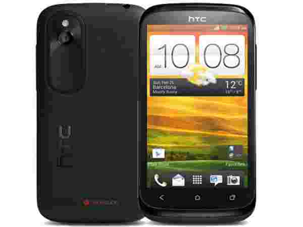 HTC Desire XDS: