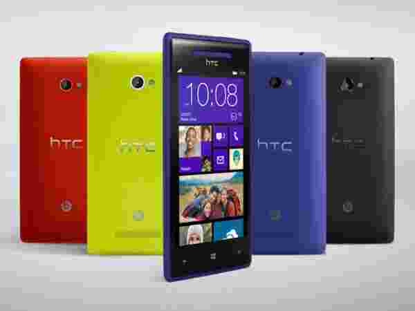 HTC Windows Phone 8S: