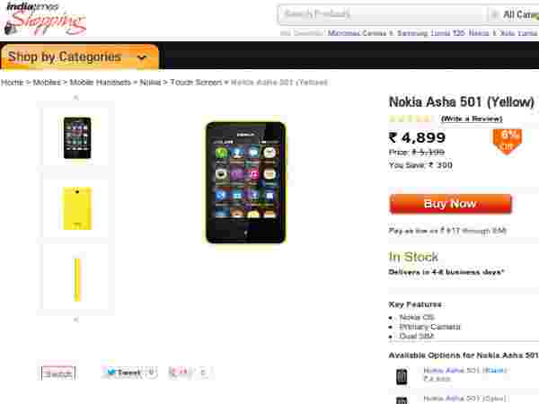 Price At Rs 4,899