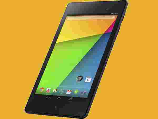 2nd Gen Nexus 7: Form and Battery