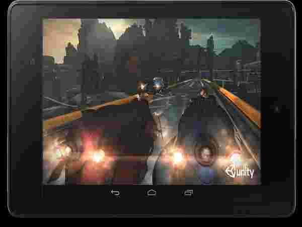 Console gaming possible on a tablet ?