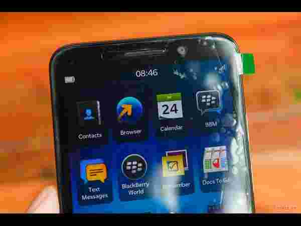 BlackBerry A10 Apps