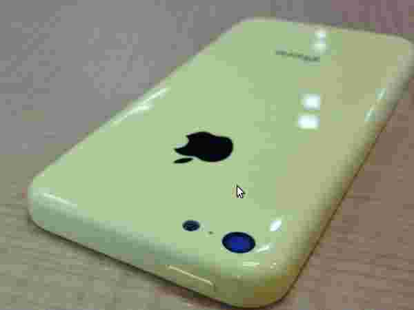 Green Apple iPhone 5C