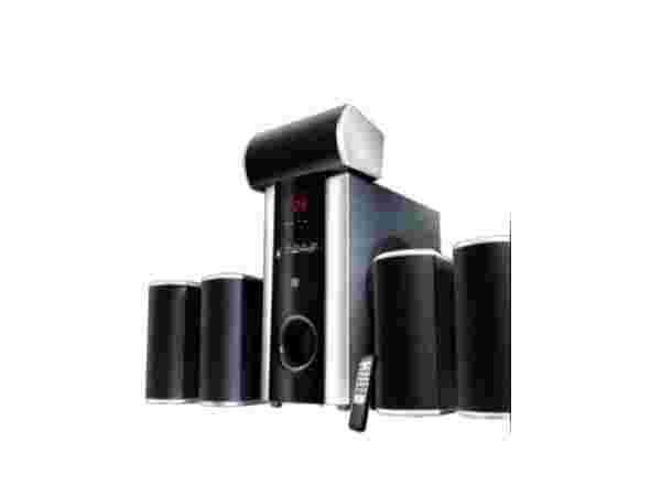 iBall 5.1 Home Theatre Speaker Booster USB