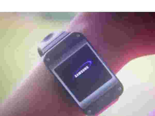 Samsung Galaxy Gear Leaked Images