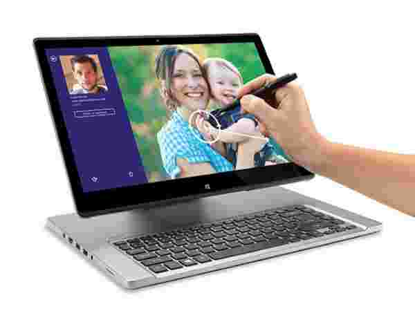 Superb Windows 8 Powered Touch Notebook