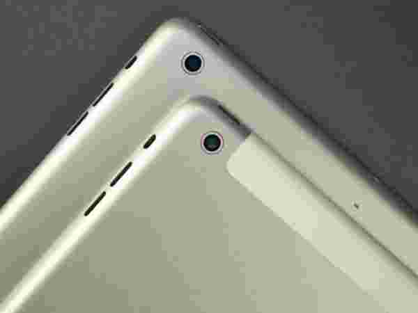 iPad 5 and iPad Mini image leaks