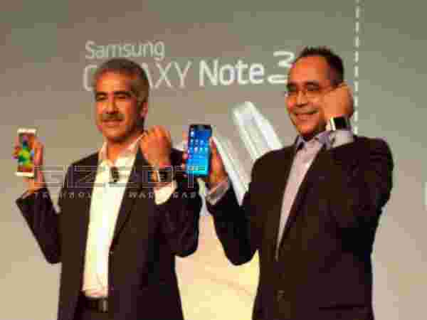 Samsung Galaxy Note 3 and Galaxy Gear Launch
