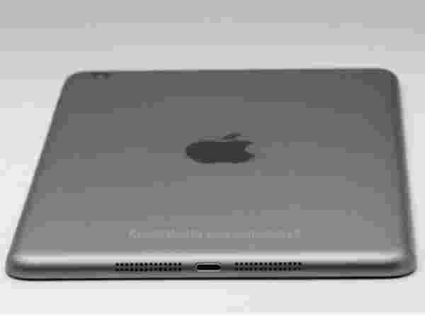 iPad Mini 2 Space Grey Image Leaks