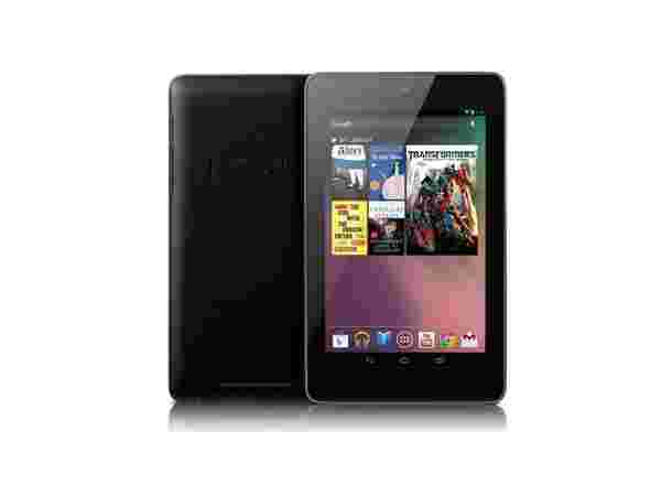 Nexus 7 Tablet: