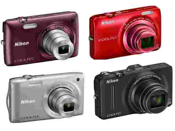 Nikon COOLPIX S Series: