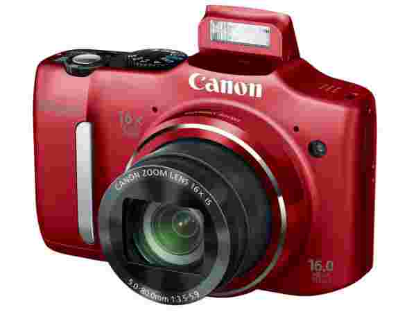 Canon Powershot SX 160IS: