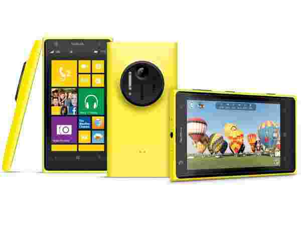 World's First 41MP Camera Windows Phone 8 Handset