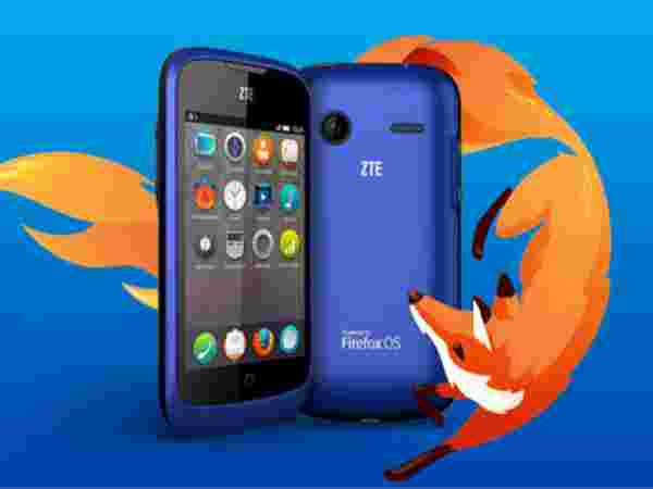 World's First Firefox OS Phone