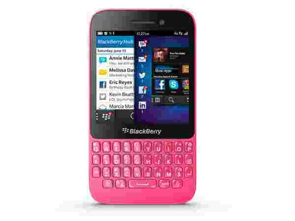 Blackberry Q5: