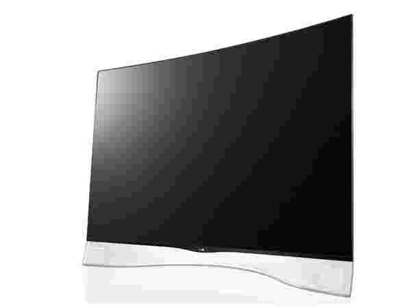 LG 55EA9800 Curved TV Features