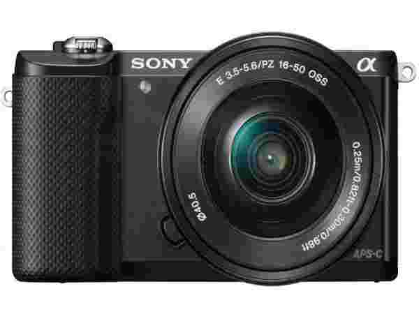 Sony Action Cam and Alpha A5000