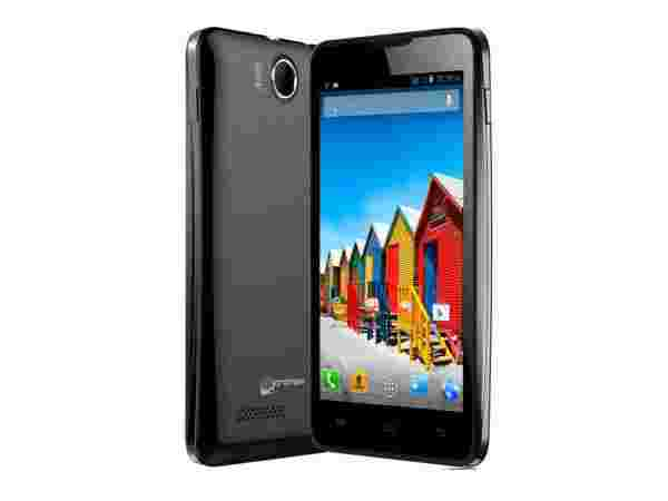 Micromax Canvas Viva A72: