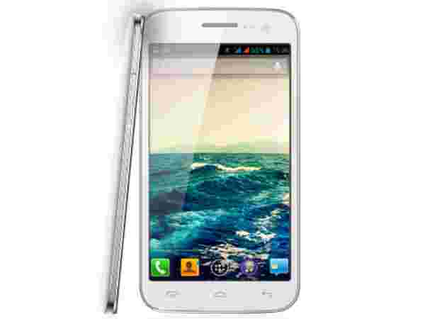 Micromax Canvas 2.2 A114 (White):
