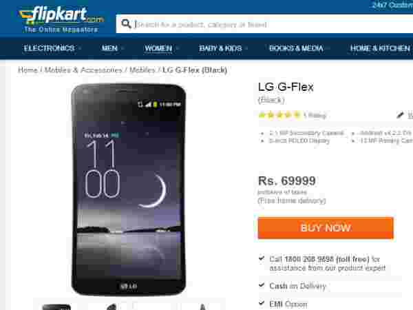 Buy At Price of Rs. 69999