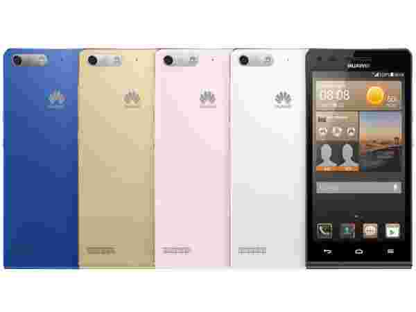 Huawei Ascend G6 :