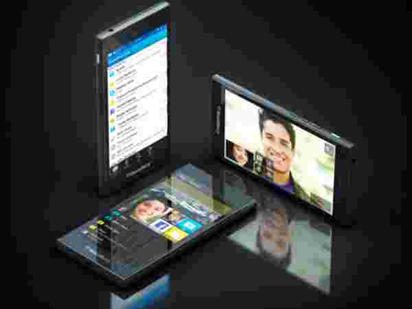 BlackBerry Z3: