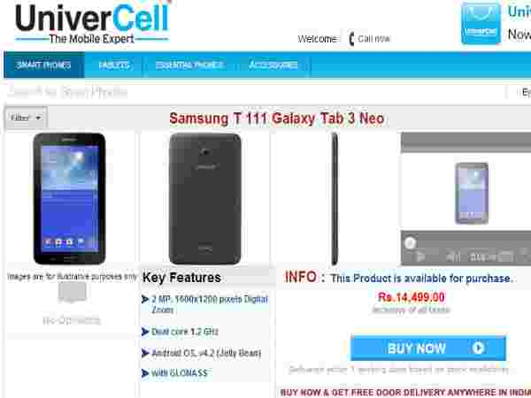 Buy At Price of Rs.14,499