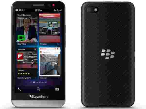 BlackBerry Z30: