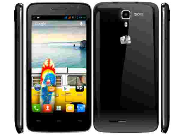 Micromax A177 Canvas Juice: