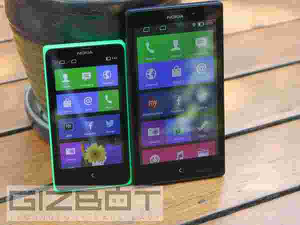Nokia X Vs Nokia XL: RAM, Memory and Battery