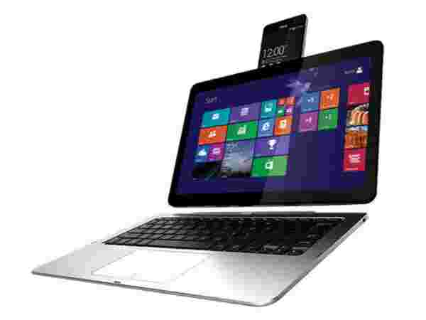 Asus at Computex 2014: Asus Transformer Book V
