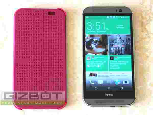 Android L Smartphones: HTC One M8