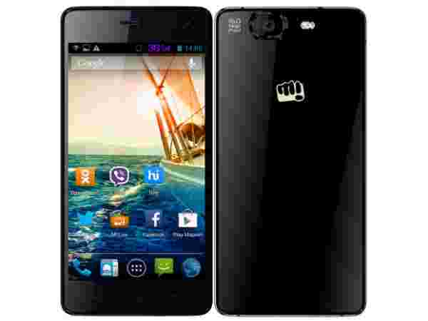 Top Gaming Smartphones: Micromax Canvas Knight