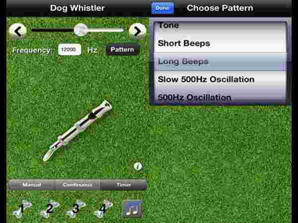 Top Weirdest Android Apps: Dog Whistler