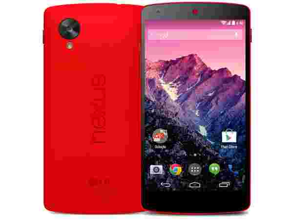 Google LG Nexus 5 Vs Nokia Lumia 830