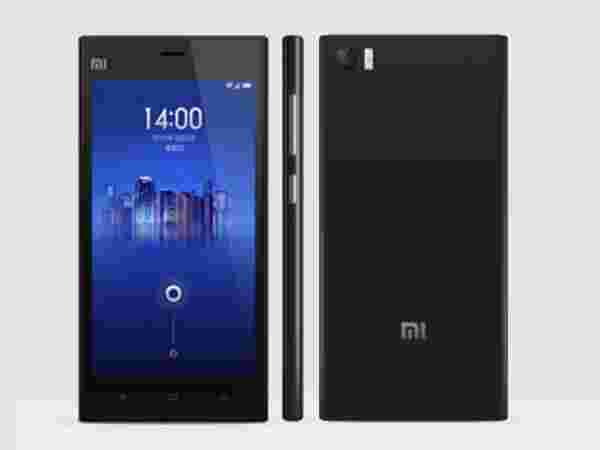 Xiaomi Mi 3: Features, Specification and Price