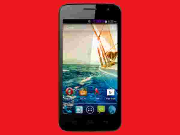 Latest Micromax 3G Phones: Micromax Canvas Entice A105