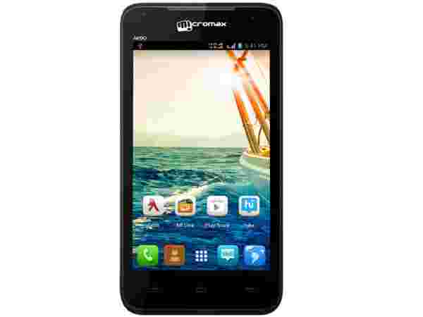 Latest Micromax 3G Phones: Micromax Canvas Duet AE90