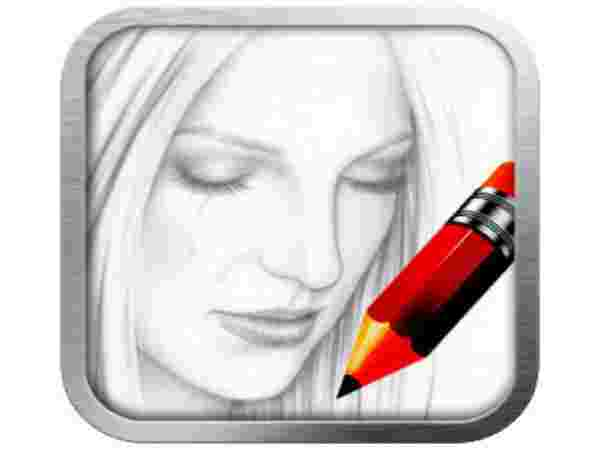 Top Selfie Apps: Sketch Guru