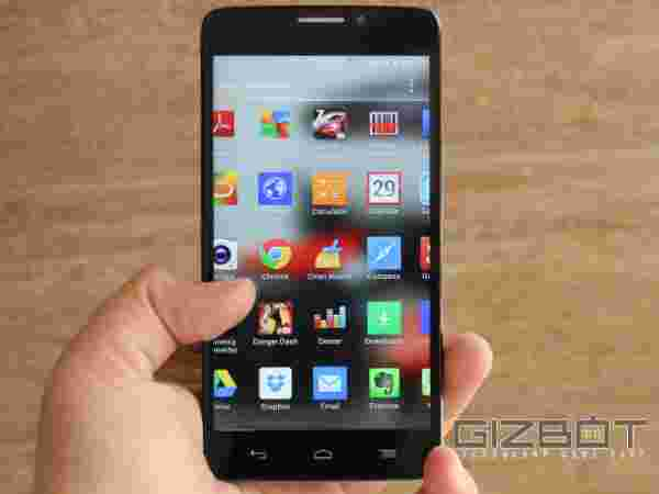 Alcatel One Touch D820: Rumored Specifications
