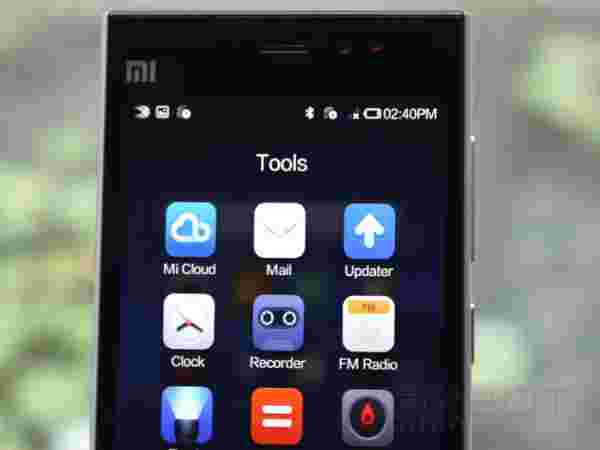 Xiaomi Mi3 Pros: Low Price