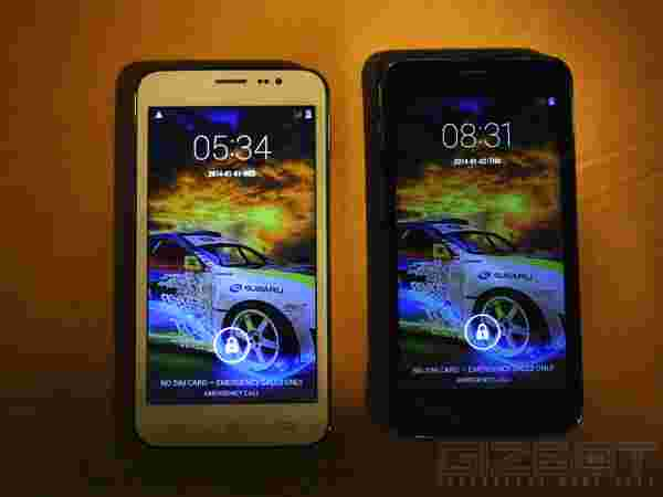 Celkon Signature Two A500 Features: Powerful Processor