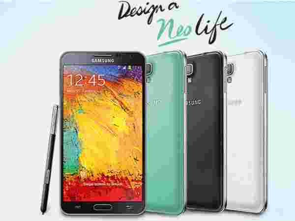 Samsung Galaxy Note 3 Neo VS Nokia Lumia 830