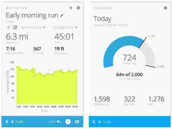 Garmin Vivofit Features: Personalizing Daily Goals
