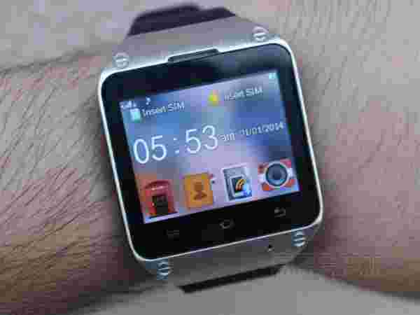 Spice Smart Pulse Smartwatch