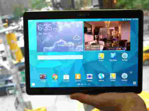 Samsung Galaxy Tab S 10.5 Tips and Tricks: Customizable Lock Screen